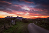Into the sunset (revised) (thriddle) Tags: eigg scotland xtransformer