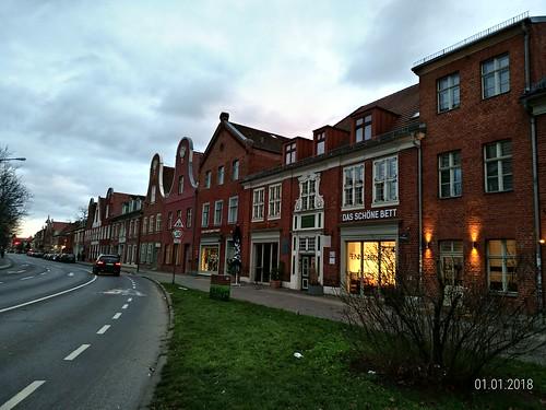 Potsdam, Quarteirão Holandês
