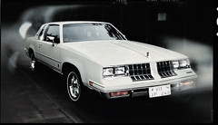Oldsmobile Brougham Supreme (diechrom) Tags: oldsmobile gm uscars v8 oldsmobilesupreme dietmarchromik 80s 80er coupe oldsmobilecoupe