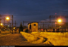 20170627_1 Atmospheric old train station | Wegliniec, Poland (ratexla) Tags: ratexlasinterrailtrip2017 27jun2017 2017 canonpowershotsx50hs interrail interrailing eurail eurailing tågluff tågluffa tågluffning travel travelling traveling journey epic europe earth tellus photophotospicturepicturesimageimagesfotofotonbildbilder wanderlust vacation holiday semester trip backpacking tågresatågresor resaresor europaeuropean stad town city sommar summer ontheroad beautiful scenery scenic poland polska wegliniec trainstation station stations night dark railroadearth old patina house building yellow grass train trains decay atmosphere atmospheric ratexla photosbyjosefinestenudd unlimitedphotos almostanything favorite