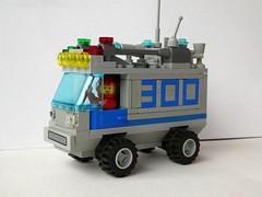 300 Follrovers - Febrovery 2018 04 (captain_joe) Tags: toy spielzeug 365toyproject lego minifigure minifig moc febrovery 300 followers