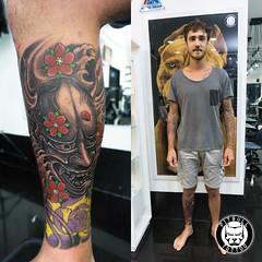 Japanese Tattoo (Pitbull Tattoo Thailand) Tags: tattoo tattooes tattooidea tattooartist tattooideas tattoos tattoothailand tattoophuket tattooartistmagazine colortattoo