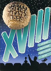 MST3K-Volume-XVIII (Count_Strad) Tags: movie cover art coverart drama action horror comedy mystery scifi vhs dvd bluray mst3k mysterysciencetheater3000