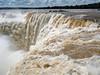 Devil's Throat (Iguazu Falls, Iguazu River, Brazil-Argentina border) (James St. John) Tags: devils throat iguazu falls waterfall waterfalls brazil argentinia