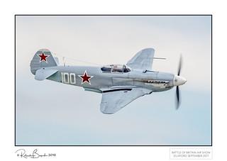 Yakovlev Yak 3 - White 100
