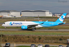 F-WZGX (@Eurospot) Tags: fwzgx fhrev airbus a350 a350900 frenchbee frenchblue toulouse blagnac