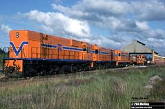 J622 N1879 R1905 A1501 Collie Loco (RailWA) Tags: railwa philmelling westrail joemoir n1879 r1905 a1501 collie loco