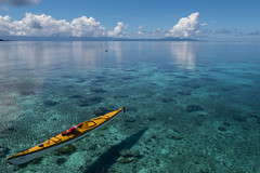 In the middle of the ocean (pleymalex) Tags: raja ampat indonesia papouasie papua new guinea sea paradise asia kayak trip kayak4conservation