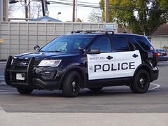 Wheatland Police Ford Interceptor Utility (2) (Caleb O.) Tags: