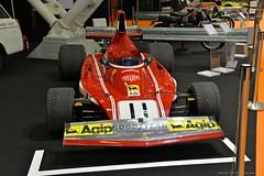 MotorShow17_Ferrari 312T (Luigi Sani) Tags: motorshow motorvalley auto automotive bologna bolognafiere race racing ferrari ferrarif1