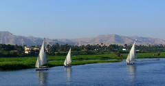 Nilidylle (michaelschneider17) Tags: ägypten nil reisen urlaub kultur