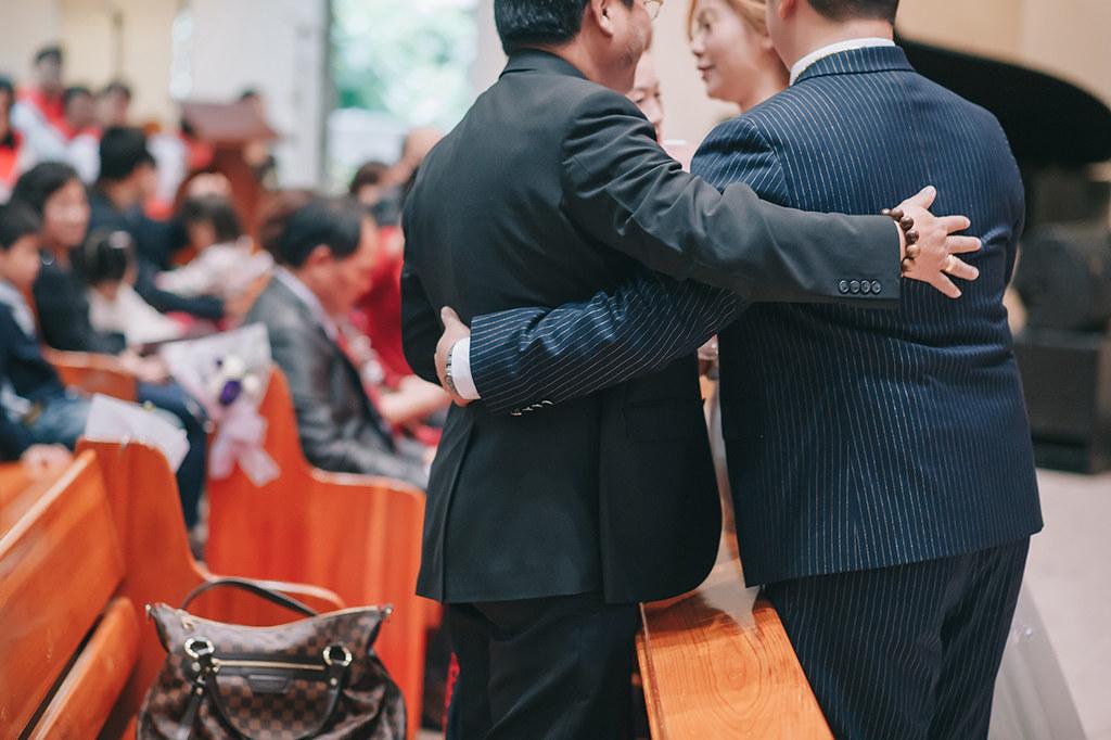 [婚攝]柏翰 & 麥粒 / 福泰飯店