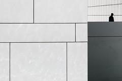 Abu Dhabi, United Arab Emirates (gstads) Tags: abudhabi unitedarabemirates uae emirates architecture line lines geometry geometric blackandwhite bw blackwhite monochrome noiretblanc mondriaan mondrian blocks
