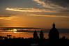 Zabbar Sunrise (glank27) Tags: sunrise zabbar malta church silhoutte skies dramatic europe architecture karl glanville canon eos 5d mkiv ef 70300mm f456l landscape peaceful town village birds