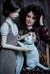 DSC_0973 (peregrina_tyss) Tags: bjd francesca dollstown elf iplehouse nyid dim annabeth elfdoll barbara