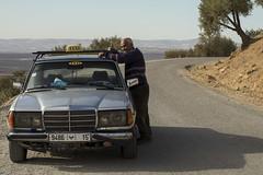 Marruecos (rosalorenzoleyva) Tags: streetphotography man taxi driver morocco nature canon photography