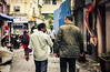 Burtsing through Mumbai streets. (atvstd) Tags: opride2829june2017mumbaiindia people india mumbai street outdoor going men man madding nikon dslr d5100 travel