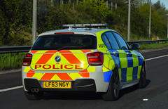 LF63NGY (firepicx) Tags: lf63ngy manchester greater gmp police bmw 1 series vehicle 999 emergency tviu tactical intercept unit anpr traffic