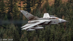 RAF Tornado GR4 (Kerrzie) Tags: lowlevel thirlmere greathow cumbria lakedistrict lakes aviation aviationphotography