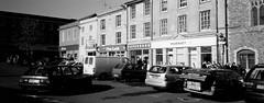 Cornhill (Martin Pettitt) Tags: 1990s bw blackandwhite burystedmunds cornhill monochrome photos scanned suffolk town uk