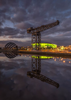 Clouds on the Clyde