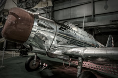 Northrop A-17A (Jack Heald) Tags: airplane nationalmuseumoftheunitedstatesairforce museum wwii northrop a17a bomber dayton ohio heald jack nikon d750 travel tourist tourism