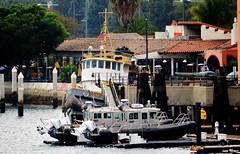"Tugboat ""Angels Gate"" (1944) (Konabish ~ Greg Bishop) Tags: portoflosangeles southerncalifornia pacificocean mainchannel saturday socal february102018 sanpedrocalifornia pola harbor tugboatangelsgate 1944 losangelesmaritimemuseum photographedfromthedecksofthebattleshipussiowabb61 maritime waterfront"