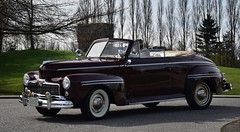1947 Mercury 114 convertible-coupe (Custom_Cab) Tags: 1947 mercury 114 114x x convertible canada canadian car ford super deluxe de luxe
