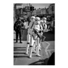 Stormtrooper's thumbing a ride. (Blackcat71) Tags: starwars stormtroopers pilot street candid scene road outside black white bw bnw pose margate uk seafront beach fujifilm xt1 50mm f2