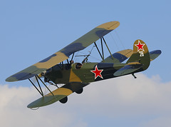 Polikarpov Po 2 (Steve G Wright) Tags: shuttleworth oldwarden polikarpov biplane aircraft airshow airdisplay aviation display flyingdisplay