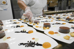 Founders Gala BOH (Auxiliary Services at USD) Tags: founders gala 2017 boh appetizers main course