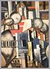 """""""Les toits de Paris"""" 1912 Fernand Léger, Exposition Fernand Léger (1881-1955) """"Beauty is Everywhere"""" """"La Beauté est partout"""", Bozar, Bruxelles, Belgium (claude lina) Tags: claudelina belgium belgique belgïe bruxelles brussel exposition peinture painting fernandléger bozar palaisdesbeauxartsdebruxelles labeautéestpartout beautyiseverywhere lestoitsdeparis"""