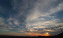 Orange. (angelalonso4) Tags: orange canon sun sunset sea 1018mmcanon beach nature naturalmente nubes blue golden sky 2018 eos himmel paysage me sunlight efs ciel