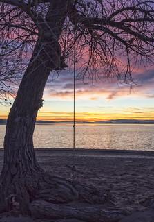 Lahonton Sunrise Mid January