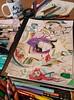 "Being creative and different is who I am.. I did not win, But I loved drawing it and yes.. It became ""Kick Ass"" (Daniella Velings) Tags: inprogress attitudeholland padmeamidala illustration hatsunemiku motherofdragons harleyquinn nintendo aladani pokemon contest khaleesi designourmerch elsa dutchcomiccon2017 creative hitgirl letitsnow winteriscoming sallynightmarebeforechristmas scetch poisonivy frozen different attitudehollandpoisonbottle dragon pikachu ariel kickass"