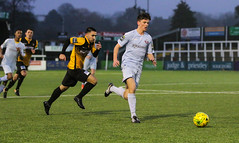 Cray Wanderers 1 Lewes 2 20 01 2018-581.jpg (jamesboyes) Tags: lewes cray bromley football bostik isthmian fa soccer action goal game celebrate celebration sport athlete footballer canon dslr