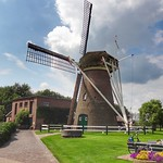 Grist Mill Geertruida Cornelia, Gorssel, Netherlands - 5475 thumbnail