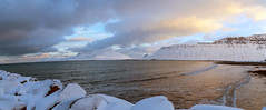 Grundarfjordur in Iceland (George Pachantouris) Tags: iceland north arctic cold winter snow white grundarfjordur ice frozen freeze nordics