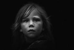 ______- (dagomir.oniwenko1) Tags: portrait person portret people portraits portraitworld poprtrait ritratto retrato children face canon candid street style blackandwhite bw blackbackground