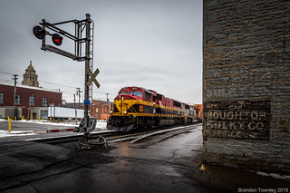 Kansas City Southern in Marion, OH