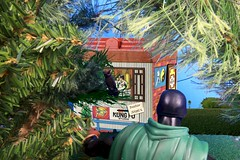 Paprihaven 1306 (MayorPaprika) Tags: canoneos50d 112 custom diorama toy story paprihaven action figure set dcdirect drmidnite universe bigjim woods forest