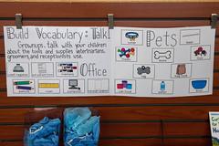 Build Vocabulary- Talk!