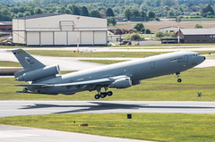 EGUN - McDonnell Douglas KC-10A Extender - 86-0035 (lynothehammer1978) Tags: egun mhz rafmildenhall usaf unitedstatesairforce mcdonnelldouglaskc10aextender 860035