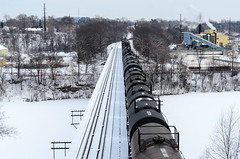 20180223_160541-D7000 (tojones007) Tags: 2018 eauclaire february locomotive railroad rollingstock unionpacificrailroad winter wisconsin