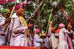 COLOURS OF JOY (NkPandey Fo2world) Tags: nkpandey natgeo india festival holi barsana nikonindia photowanders life travel