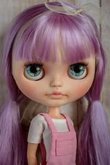 FA - Hana (Custom Blythe)