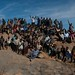 Hadzabe hunter-gatherers celebrate getting a certificate for their lands, Tanzania