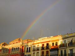 Arco iris en Sevilla (kalima2006) Tags: sevilla arcoiris