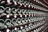 Winery, Tenerife (James Mans) Tags: nikon winery tenerife wine bottles lines dusty aged cellar d5000