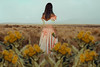 Pérdida (Kathy Chareun) Tags: reto challenge theboxchallenge1 autoretrato autorretrato selfportrait invisible dress vestido pink rosa woman mujer femme flowers flores flower flor orange naranja hair pelo field campo surreal surrealism surrealismo surrealistic surrealita art arte fineart fineartphotography day dia ps photoshop lr lightroom yellow amarillo